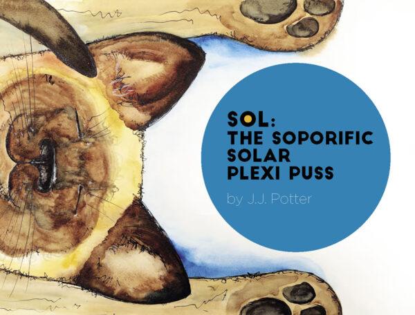 Sol the Soporific Solar Plexi Puss Cover
